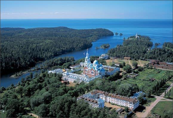 Que ver en el lago Valaam; Visitar el lago Valaam; Recorrer el lago Valaam