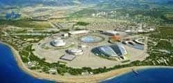 Visitar el parque olímpico de Sochi; Conocer el parque olímpico de Sochi; Recorrer el parque olímpico de Sochi