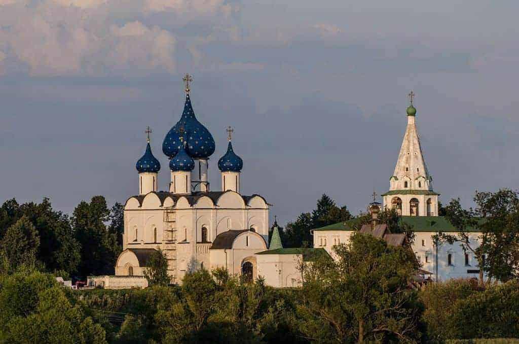 Visitar el Kremlin de Suzdal; Recorrer el Kremlin de Suzdal; Que ver en el Kremlin de Suzdal.