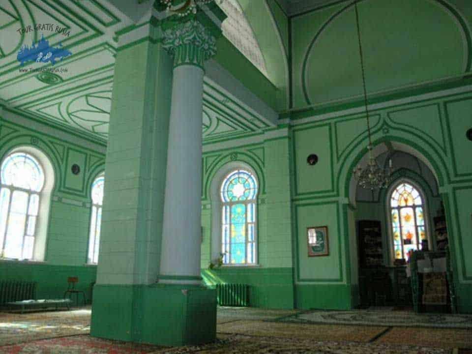Que ver en la mezquita de Perm; Visitar la mezquita de Perm; Conocer la mezquita de Perm.