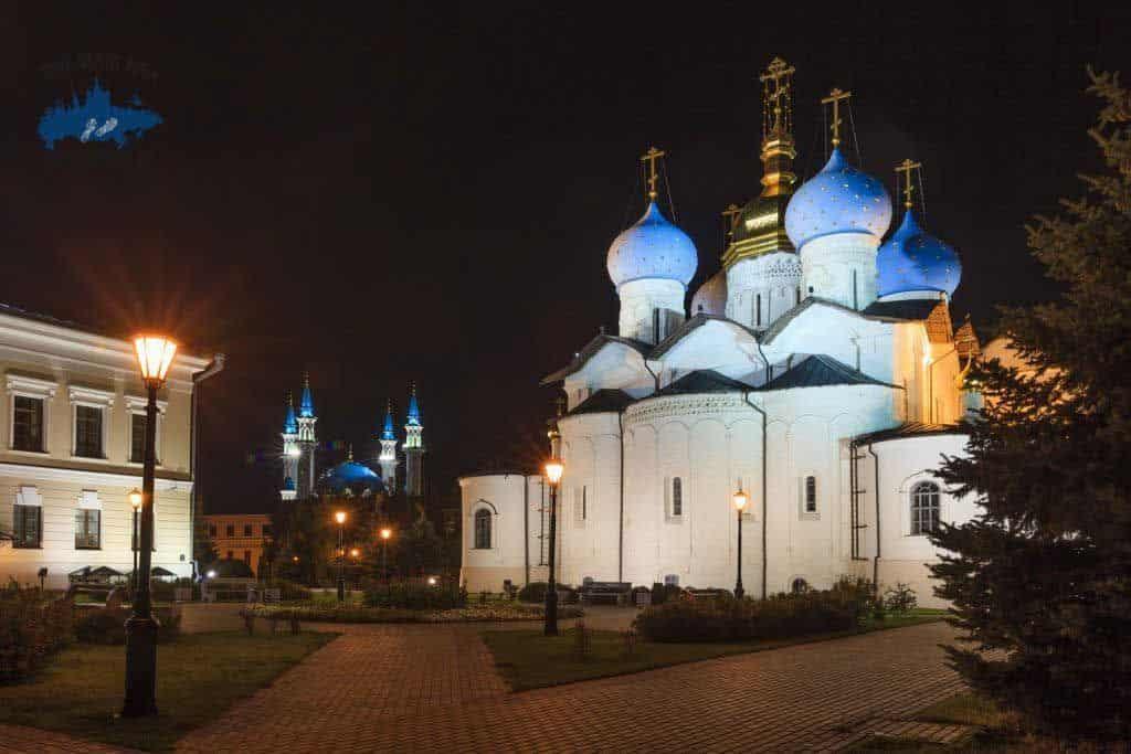 Conocer la Catedral del Anunciación en Kazan