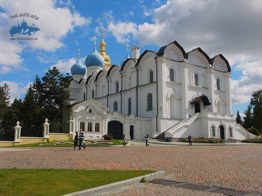 Visitar la Catedral del Anunciación en Kazan; Que ver en la Catedral del Anunciación en Kazan