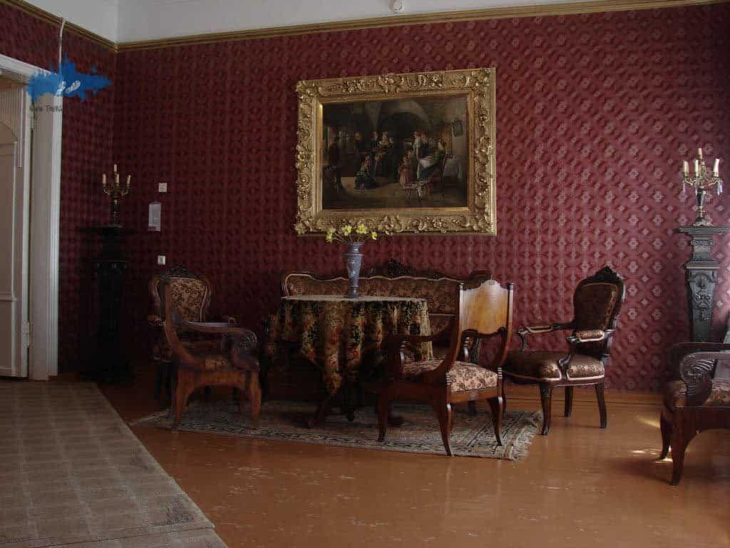 Que ver en la Casa Museo de Ivan Shishkin