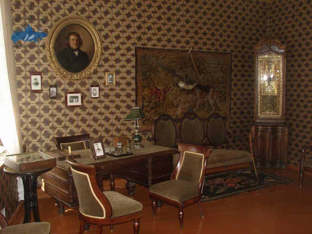 Visitar la Casa Museo de Ivan Shishkin