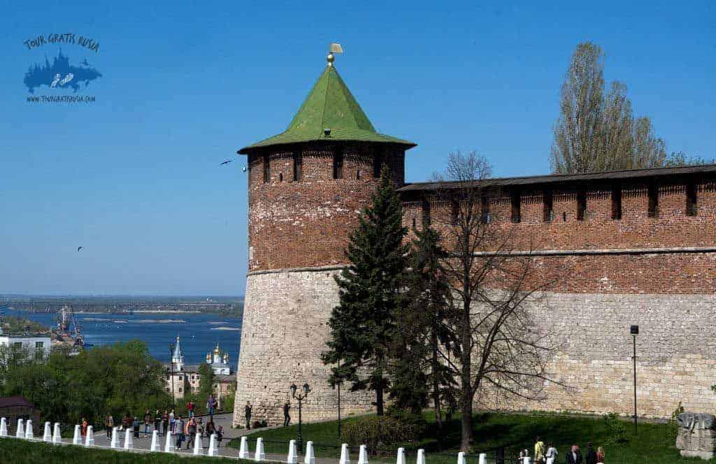 Que ver en el Kremlin de Nizhny Novgorod; Visitar el Kremlin de Nizhny Novgorod; Recorrer el Kremlin de Nizhny Novgorod