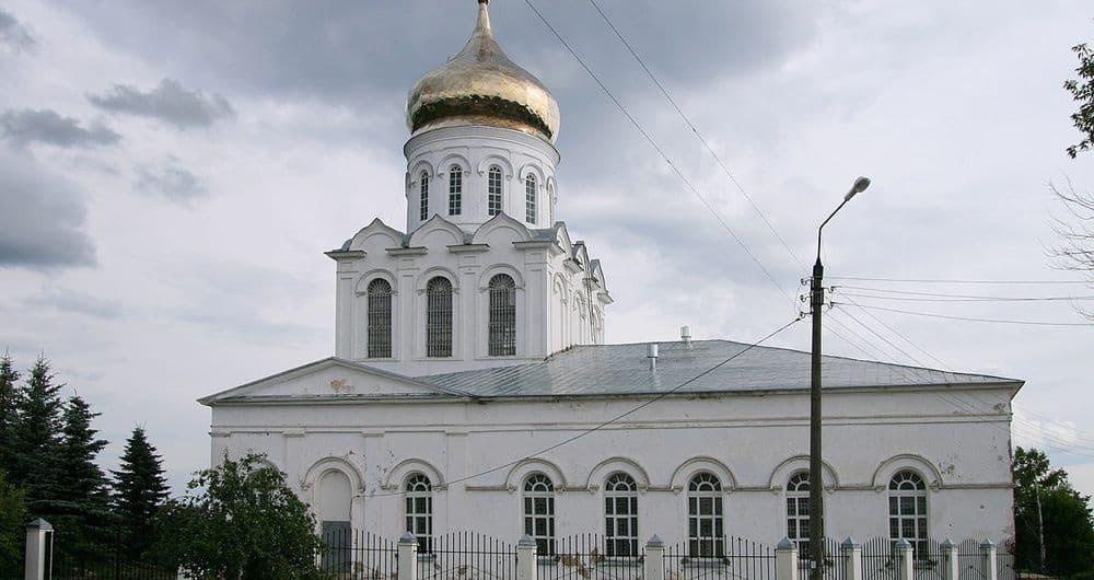 Visitar la Catedral de la Natividad de Cristo en Aleksandrov; Conocer la Catedral de la Natividad de Cristo en Aleksandrov; Visitar la Catedral de la Natividad de Cristo en Aleksandrov