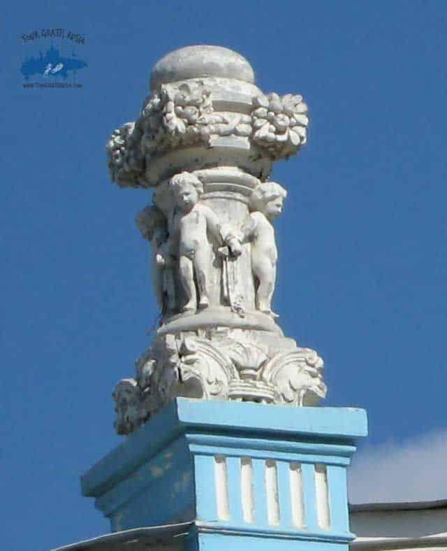 Visitar la Casa Gribushin en Perm; Conocer la Casa Gribushin en Perm; Que ver en la Casa Gribushin en Perm.