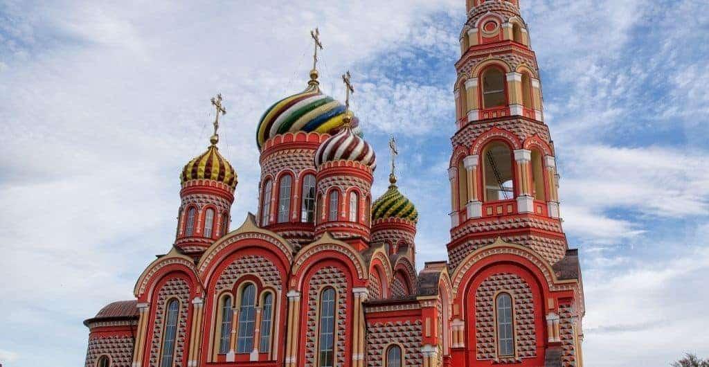 Recorrer el Monasterio de la Ascensión en Tambov; Visitar el Monasterio de la Ascensión en Tambov; Que ver en el Monasterio de la Ascensión en Tambov