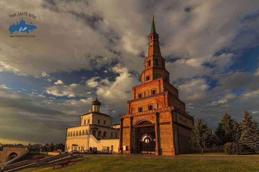Que ver en el Kremlin de Kazán