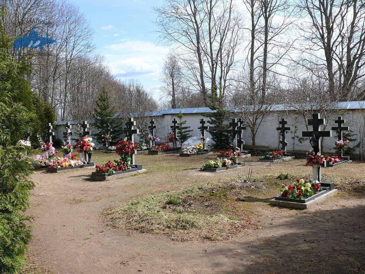 Conocer el Monasterio Varlaamo Khutyn de Novgorod