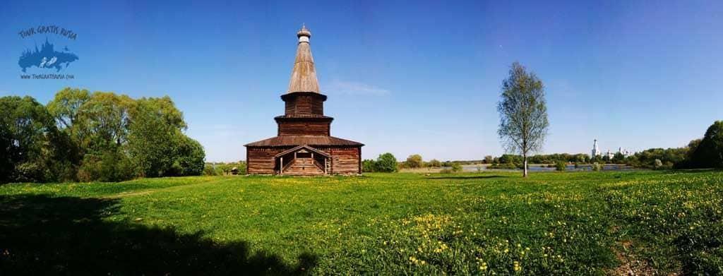 Que ver en el pueblo Peredki