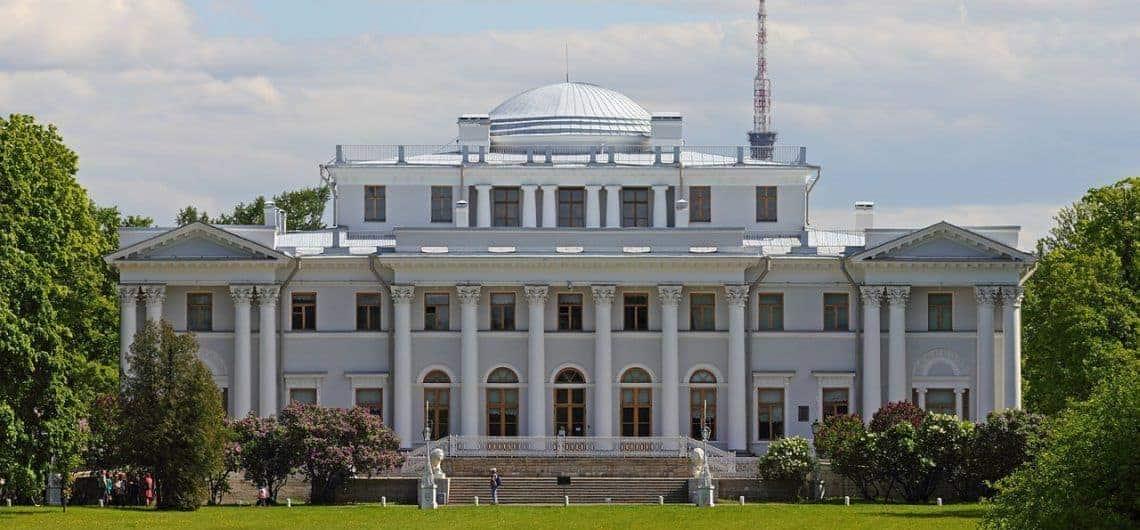 Explorar el Palacio Yelagin en San Petersburgo; Explorar el Palacio Yelagin en San Petersburgo
