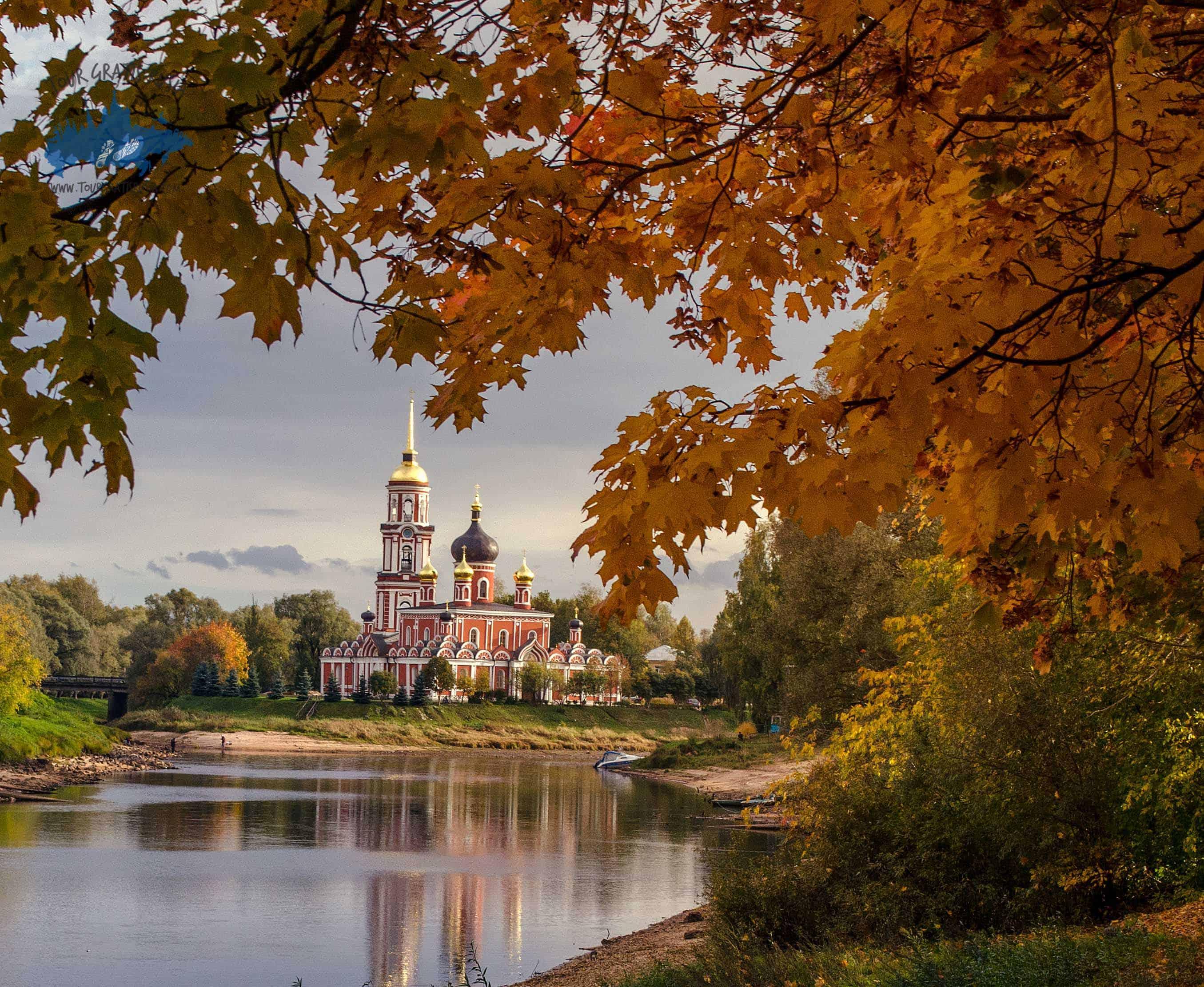 Visitar la Catedral de la Resurrección en Staraya Russa; Explorar la Catedral de la Resurrección en Staraya Russa