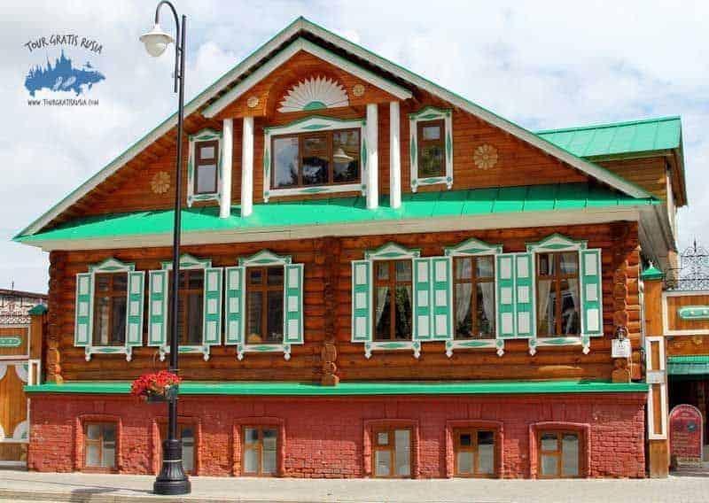 Conocer el Museo de Chak-chak de Kazán