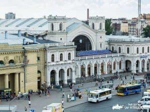 estaciones de tren en San Petersburgo