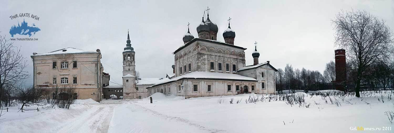 Explorar el Monasterio Derevyanitsky en Nóvgorod; Visitar el Monasterio Derevyanitsky en Nóvgorod; Conocer el Monasterio Derevyanitsky en Nóvgorod