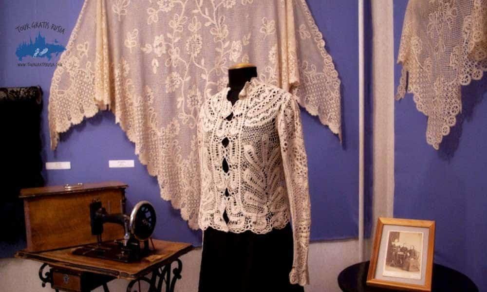 Que ver en el Museo del Encaje de Balakhna; Recorrer el Museo del Encaje de Balakhna