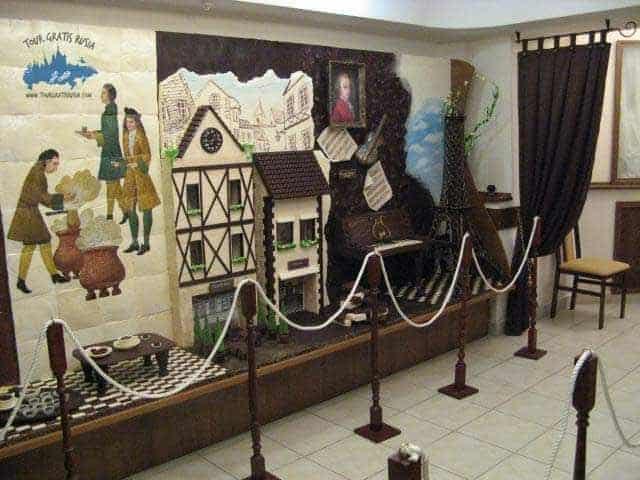 Que ver en el museo del Chocolate en Simferopol
