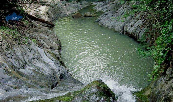 Excursionar en el valle Mamedovo