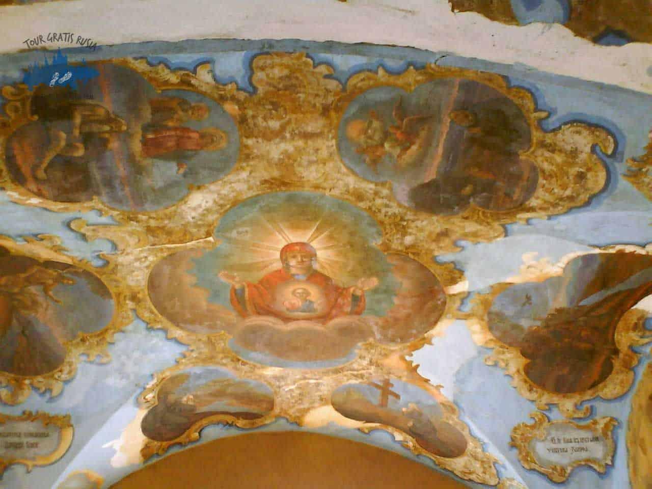 Visitar el Monasterio del Salvador Prilutsky