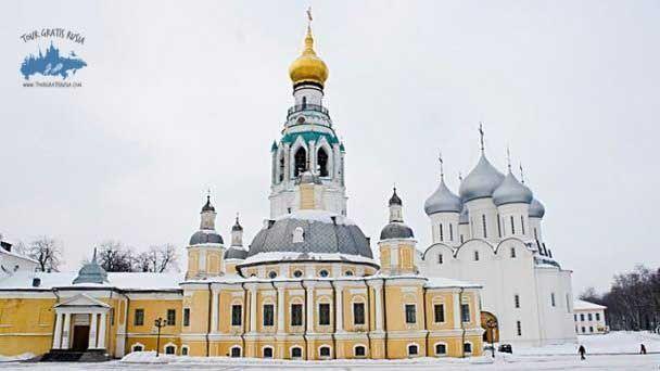 Que ver en la Catedral de la Resurrección en Vologda; Visitar la Catedral de la Resurrección en Vologda