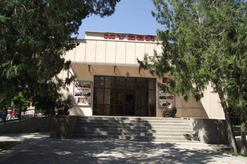 Conocer el museo de Historia Local de Anapa; Visitar el museo de Historia Local de Anapa; Que ver en el museo de Historia Local de Anapa