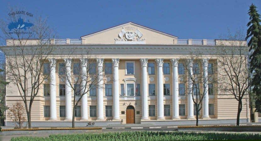 Recorrer en el museo de Historia Local de Tambov; Visitar el museo de Historia Local de Tambov; Que ver en el museo de Historia Local de Tambov