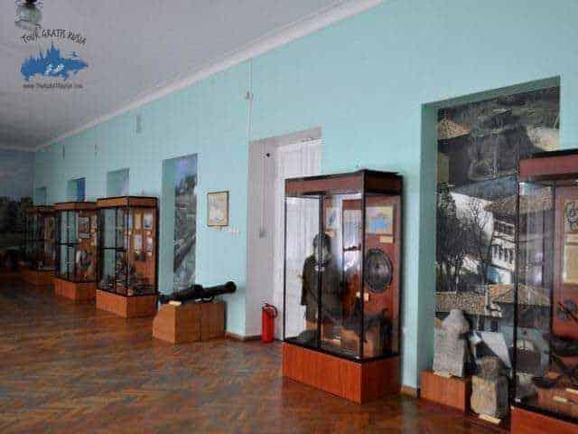 Visitar el Museo Central de Tauris en Simferopol