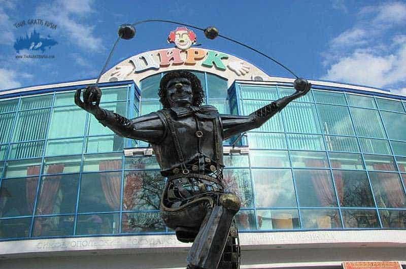 Visitar el Circo en Simferopol; Visitar el Circo en Simferopol
