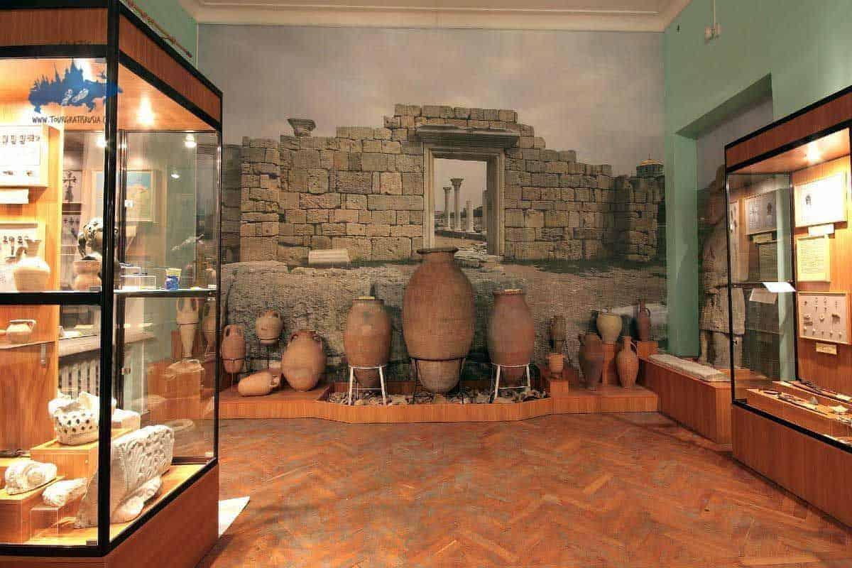 Conocer el Museo Central de Tauris en Simferopol
