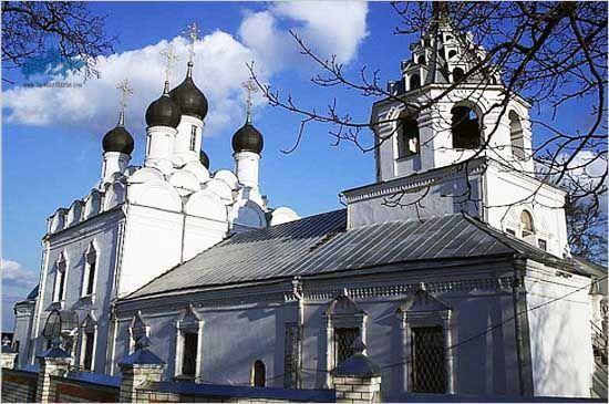 Conocer el monasterio de Pedro y Pablo de Bryansk; Que ver en el monasterio de Pedro y Pablo de Bryansk; Visitar el monasterio de Pedro y Pablo de Bryansk