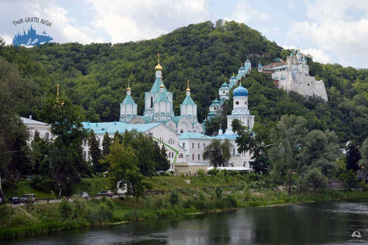 Visitar el Monasterio de Svyatogorsky en Rusia; Conocer el Monasterio de Svyatogorsky en Rusia
