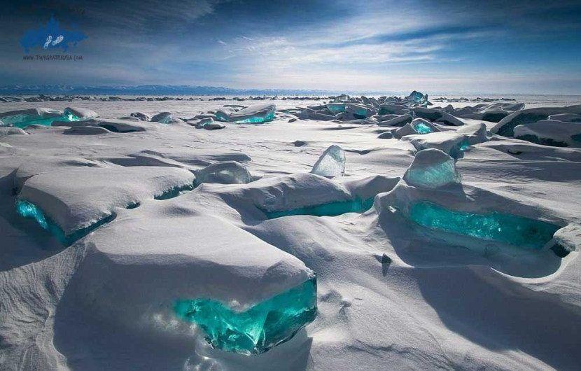 Recorrer el Baikal en invierno en Rusia; Que hacer en el Baikal en invierno en Rusia; Viajar al lago Baikal en invierno en Rusia
