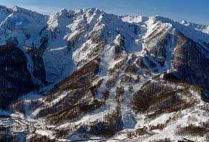 Como llegar a las estaciones de esquí en Rusia