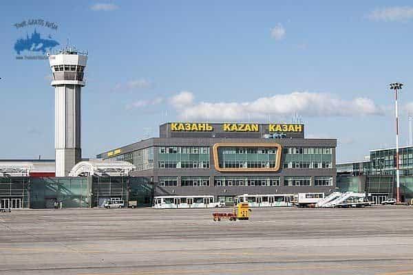 aeropuerto de Kazan