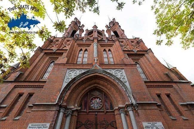 Iglesia Católica de Samara