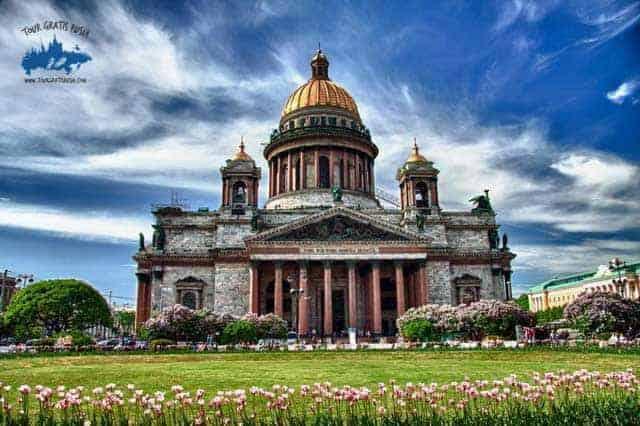 Paseo por Petersburgo gratuito; Conocer San Petersburgo gratis; Tour Gratis en San Petersburgo