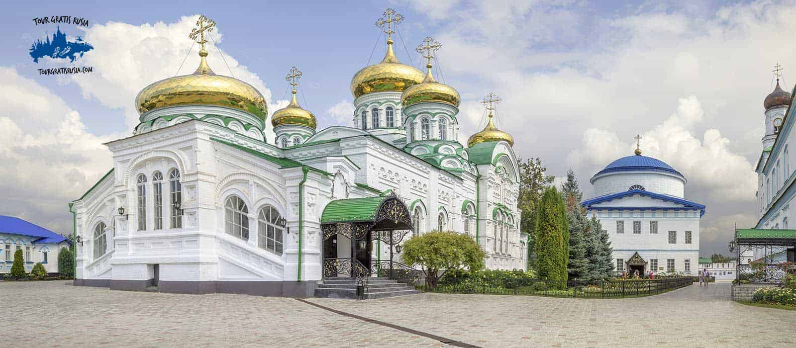 Excursión panorámica en Kazan y monasterio de Raifa