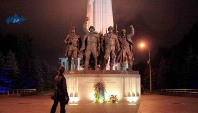monumento a los aliados tour gratis rusia