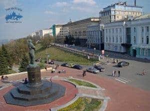 Paseo por este de Nizhni Novgorod