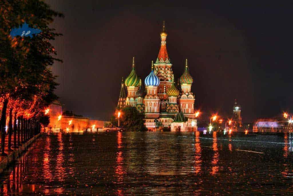 plaza roja noche tour gratis rusia