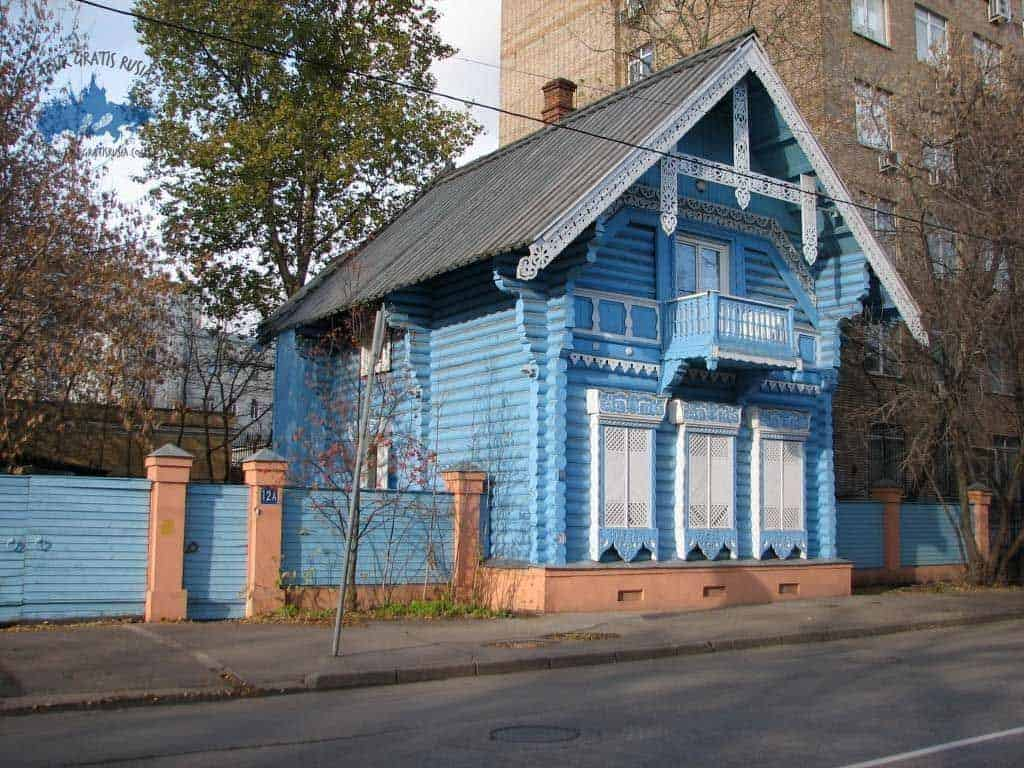 Casa Park Kultury tour gratis rusia