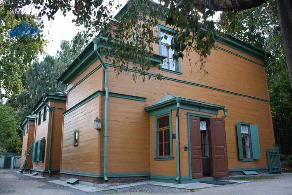 Casa de Lev Tolstoy en Moscu tour gratis rusia