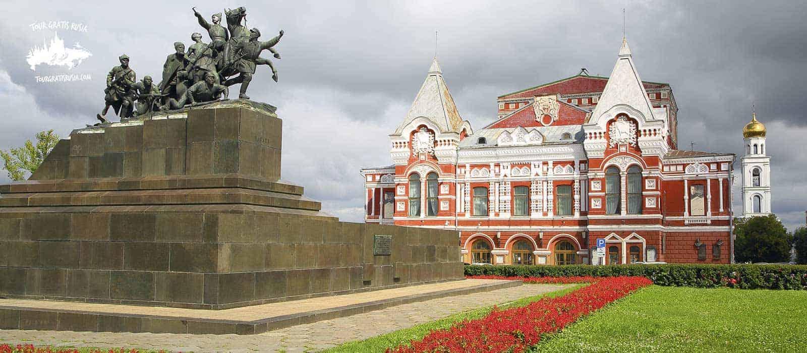 Tour Centro de Samara
