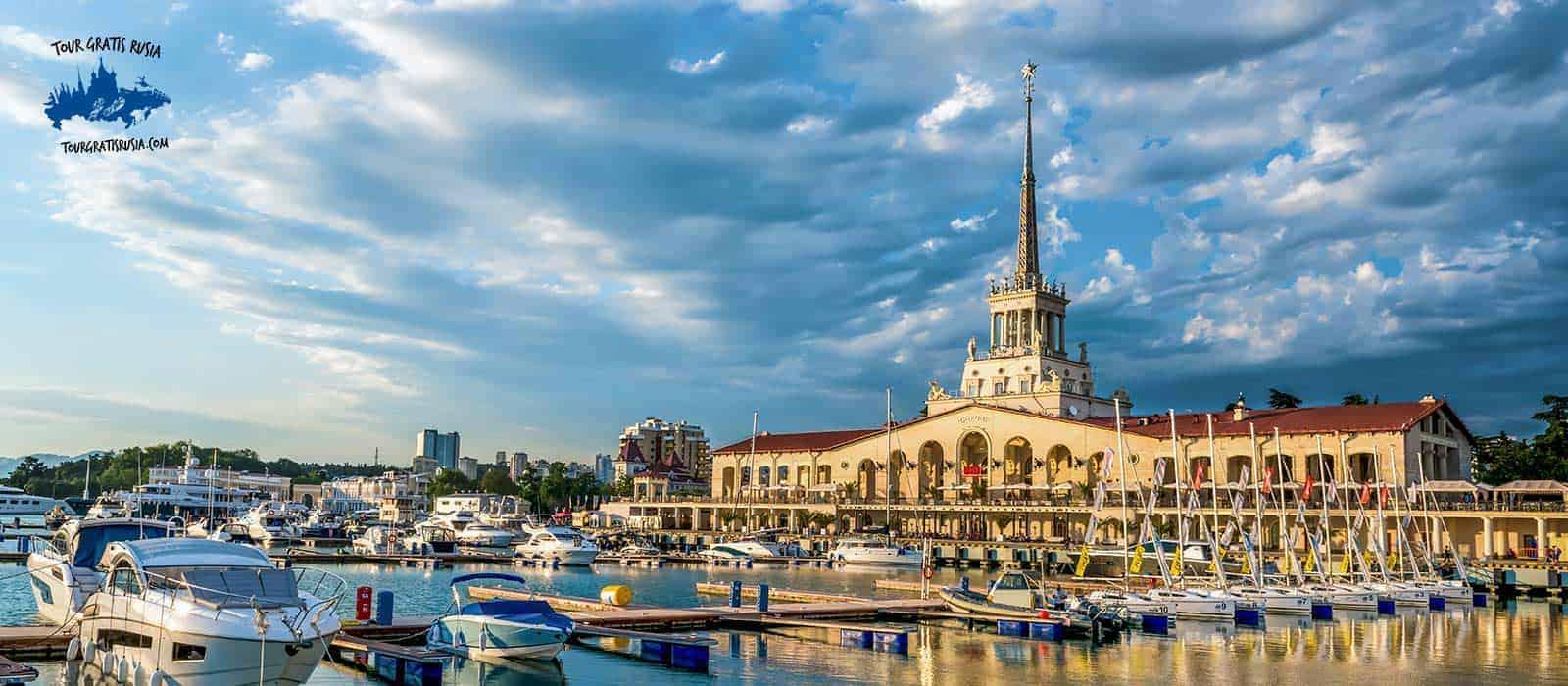 Tour Centro de Sochi central