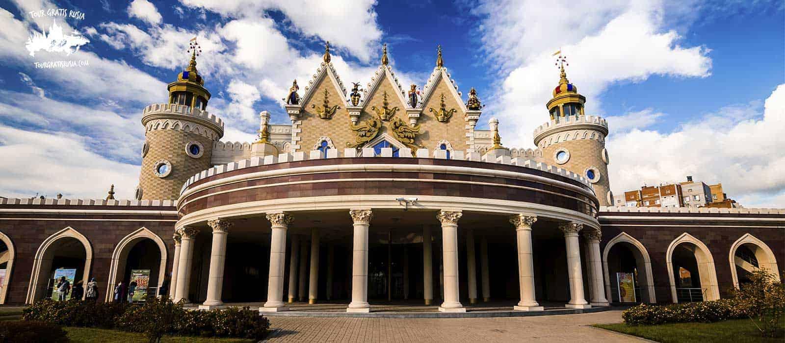 Tour Kazan Antiguo