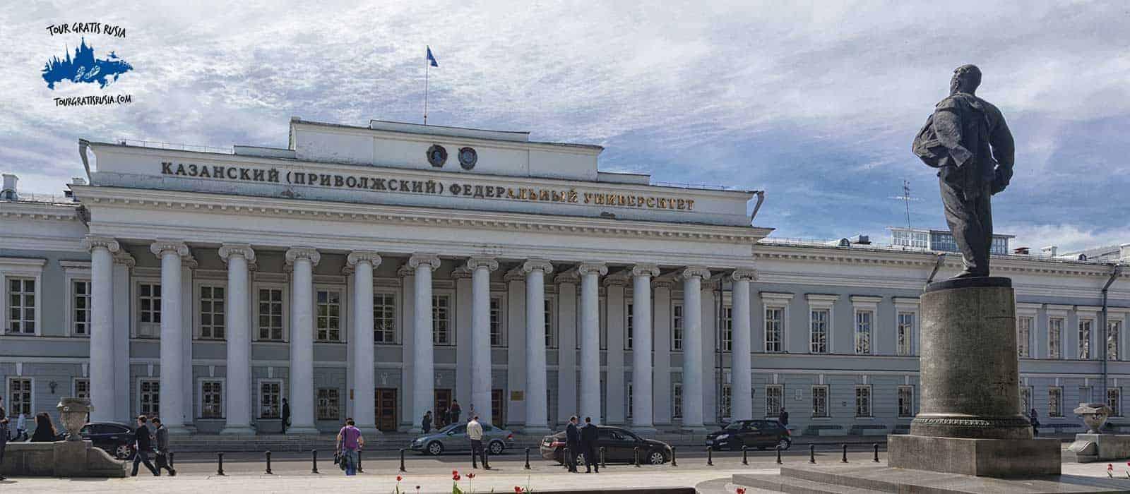 Tour Kazan cultural
