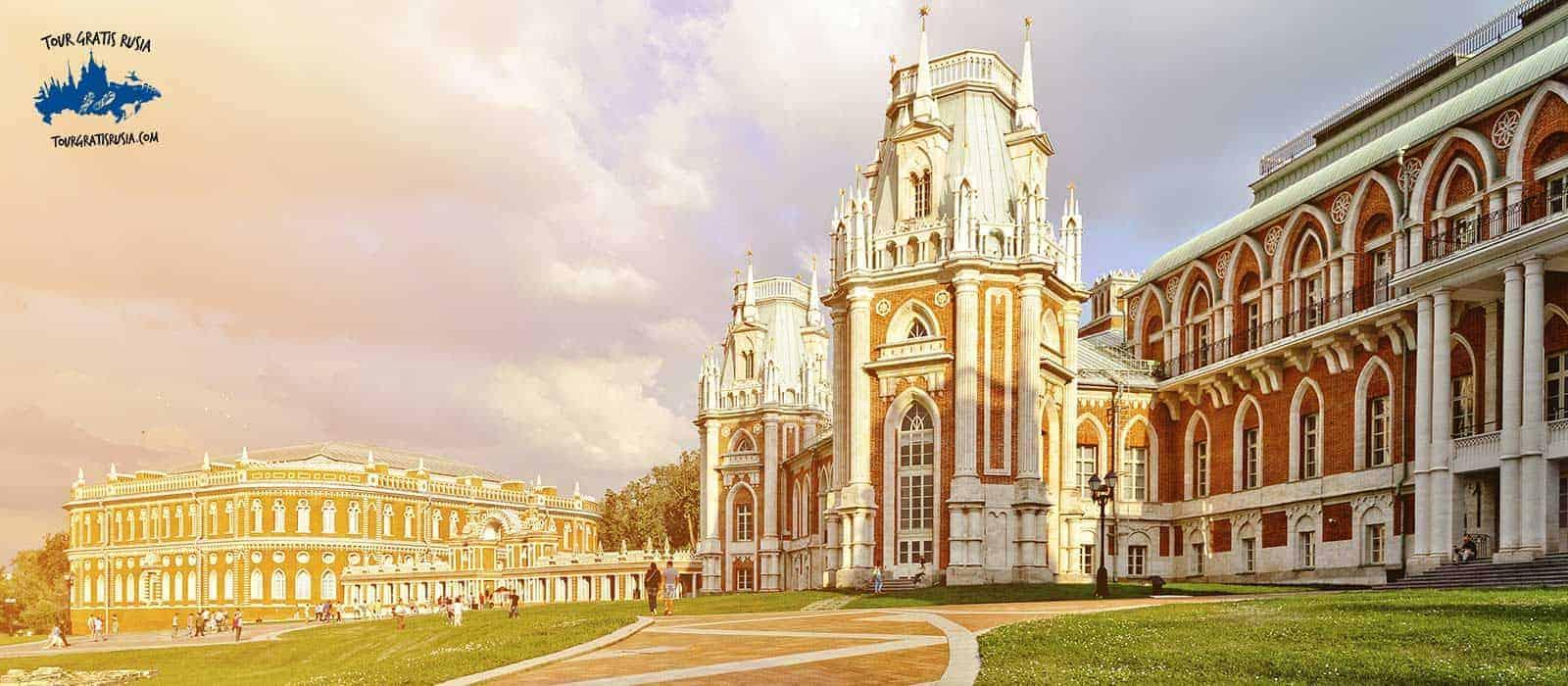 Tour Kolomenskoe y Tsaritsino en Moscú