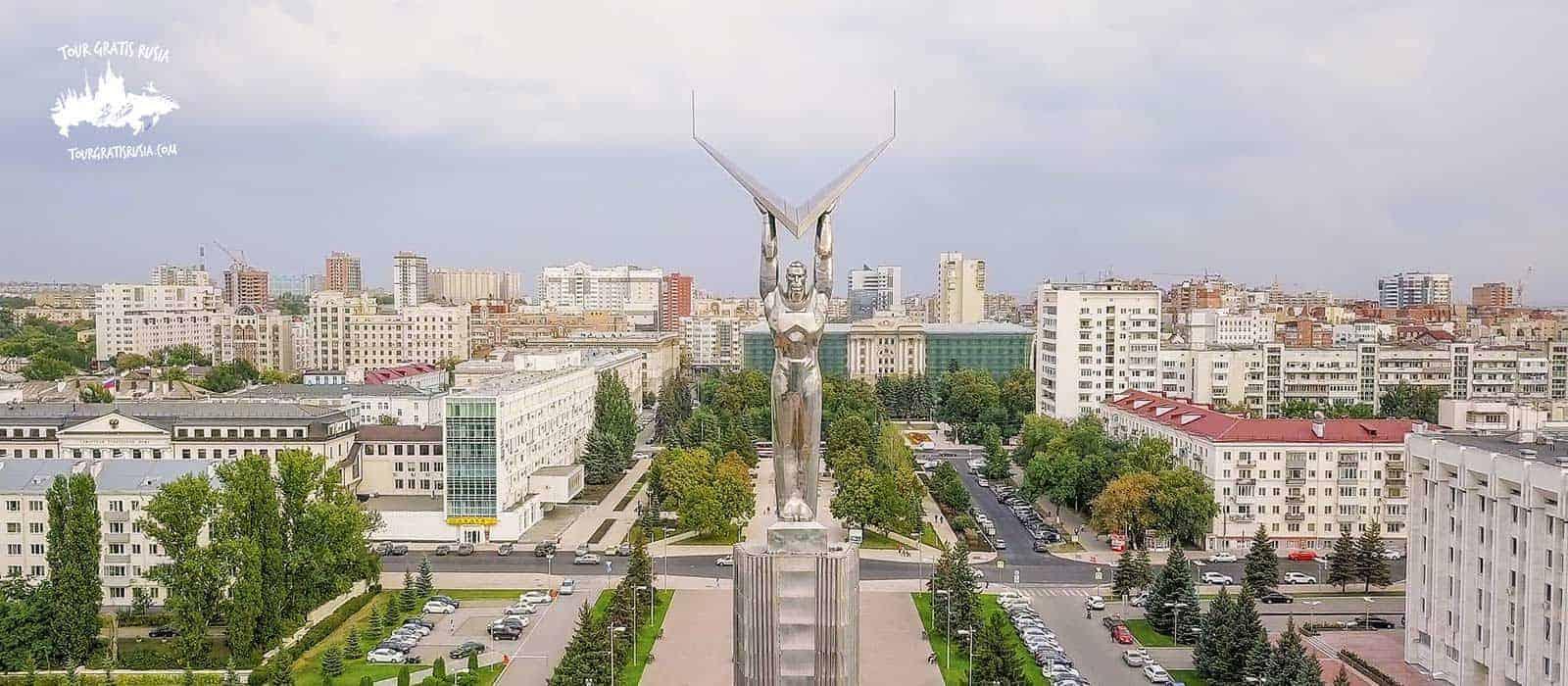 Tour Segunda Guerra Mundial en Samara