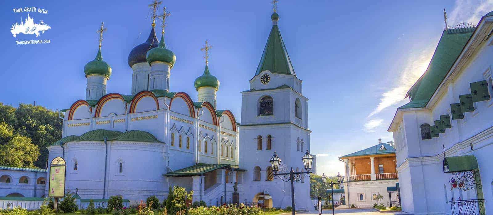 Tour Zona Este Nizhni Novgorod: Barrio de los zares y época soviética